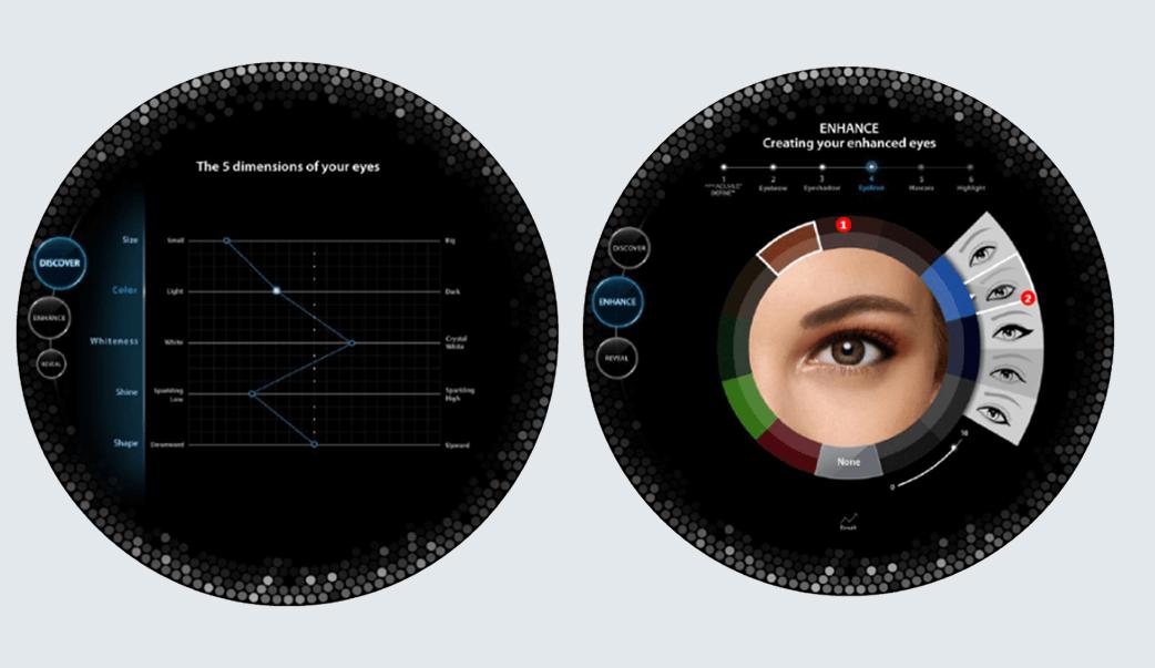 安视优体验店 虹膜扫描仪